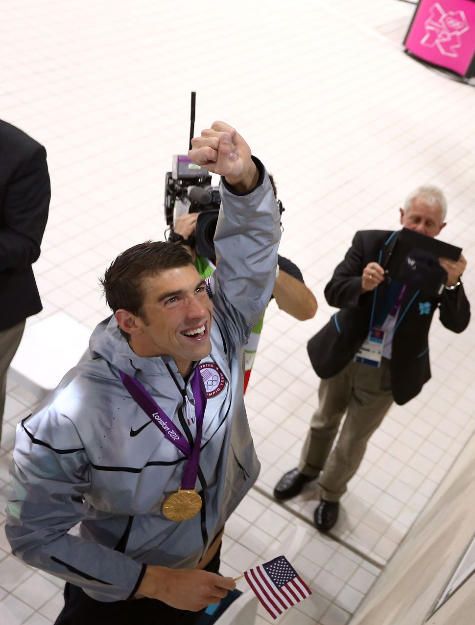Genetic Mutation Michael Phelps Wins Most Olympic Medals Ever; Proves Dreams Really Do Come True