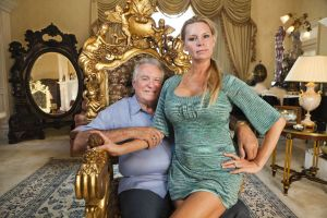David and Jackie Siegel in 'The Queen of Versailles' (Magnolia Pictures)