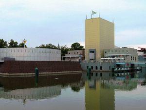 The museum. (Courtesy Wikipedia)