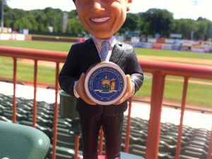 The controversial bobblehead doll in question (Photo: Capital Tonight)