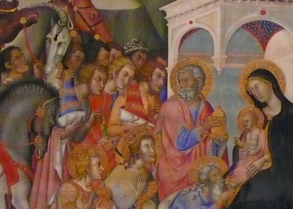 Museum of Biblical Art Hosts Newly Reconstructed 14th-Century Sienese Altarpiece