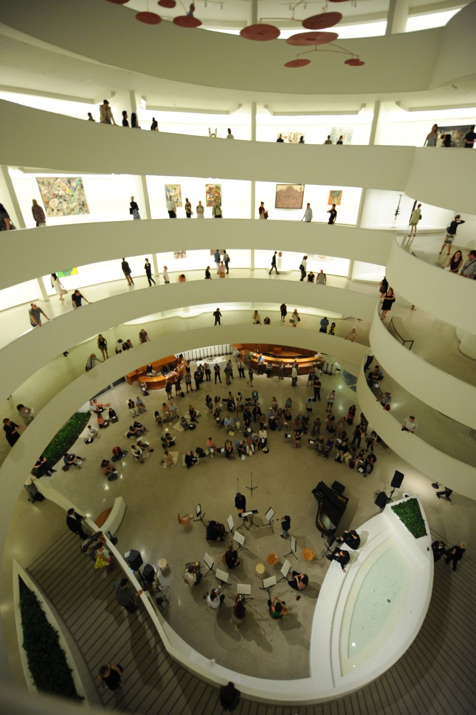Inherent Abstraction: Mid-Century Modernism in Music and Art at the Guggenheim