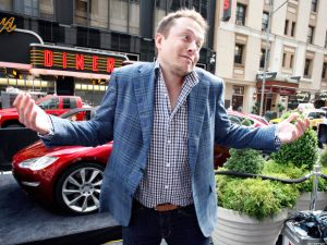 Elon Musk (Photo: Mark Lennihan/AP)