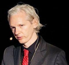 Mr. Assange (Photo: Wikipedia)