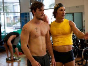 "Alex Pettyfer and Matthew McConaughey in ""Magic Mike."""
