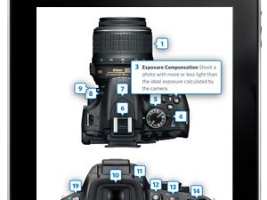 """Master Your DSLR Camera:"" now available for iOS from Open Air Publishing."