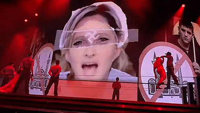 Madonna in Paris: Swastikas, Sluts, and the Making of a Fuhrer (Video)