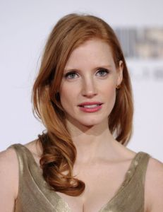 Chastain is so(ho) moving to the Mews.