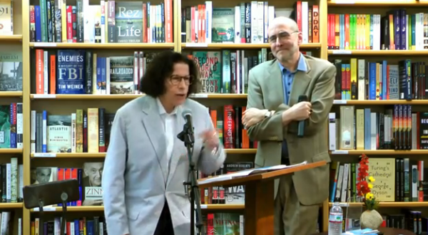 Fran Lebowitz Goes to Town on NYU, NYU Students and Bloomberg's Micro-Apartments (Video)