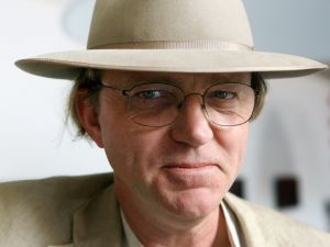Robert Storr. (Courtesy Alberto Pizzoli/AFP/Getty Images)