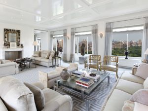 Howard Marks $50 M. apartment and the Ritz's big hope.