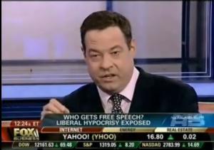James Taranto on Fox Business (screengrab)