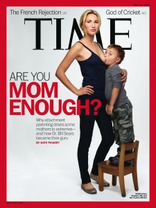 Breastfeeding Toddlers: The Reality Show!