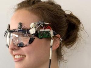 In the future, wearable computing will hopefully look less dorky. (Photo: Science Daily)