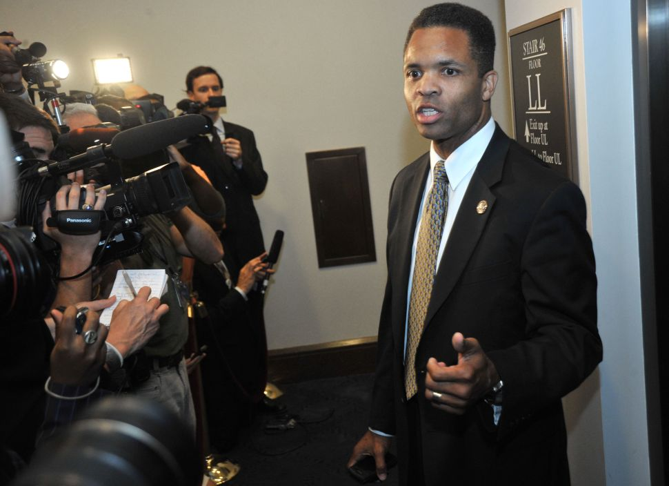 Jesse Jackson Jr. Reportedly Plans To Run For Re-Election Despite Depression Drama