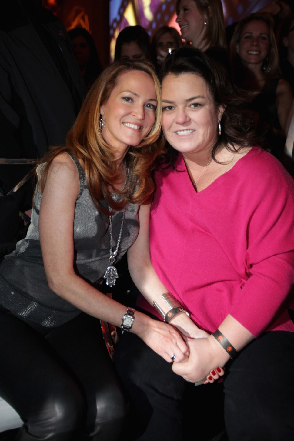 Rosie O'Donnell Had a Wedding and None of Us Were Invited
