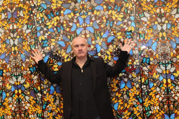 Damien Hirst Reunites With Gagosian, The Met Plans Staff Cuts—and More