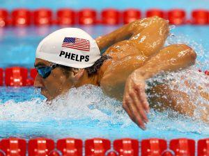 Michael Phelps, Olympian