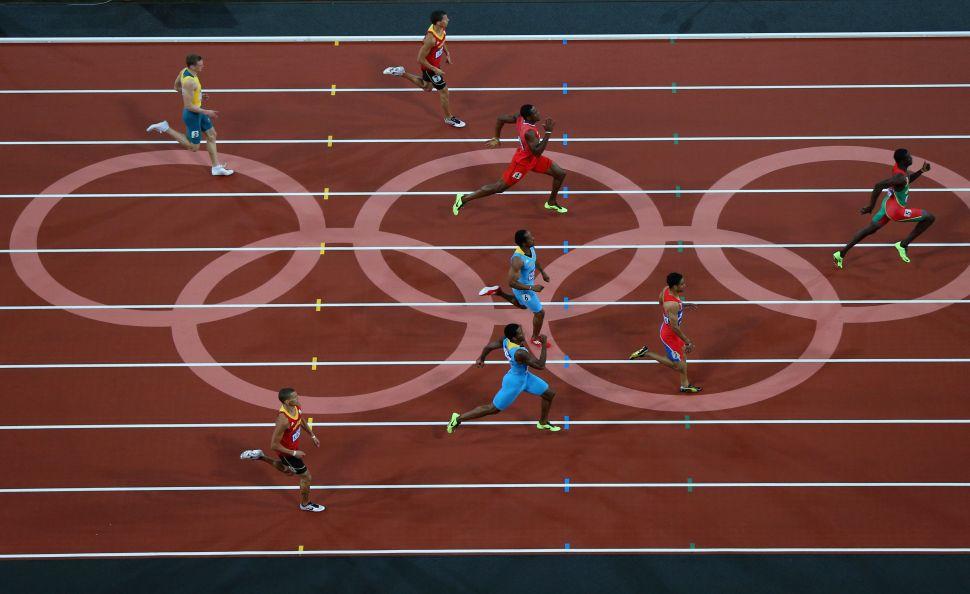 Bill de Blasio on the Olympics: 'If It Ain't Broke, Don't Fix It'