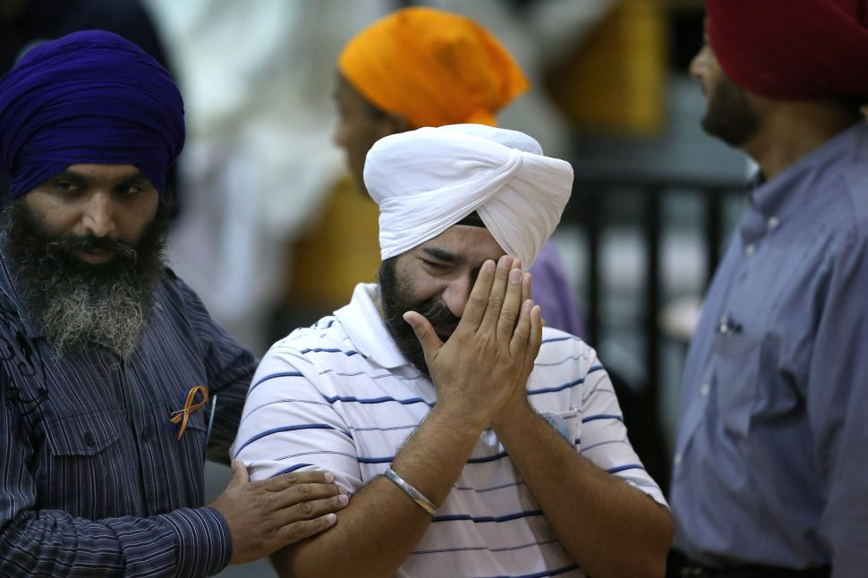 Son Of Murdered Sikh Temple President Asks Why Obama And Romney Have Not Visited Victims