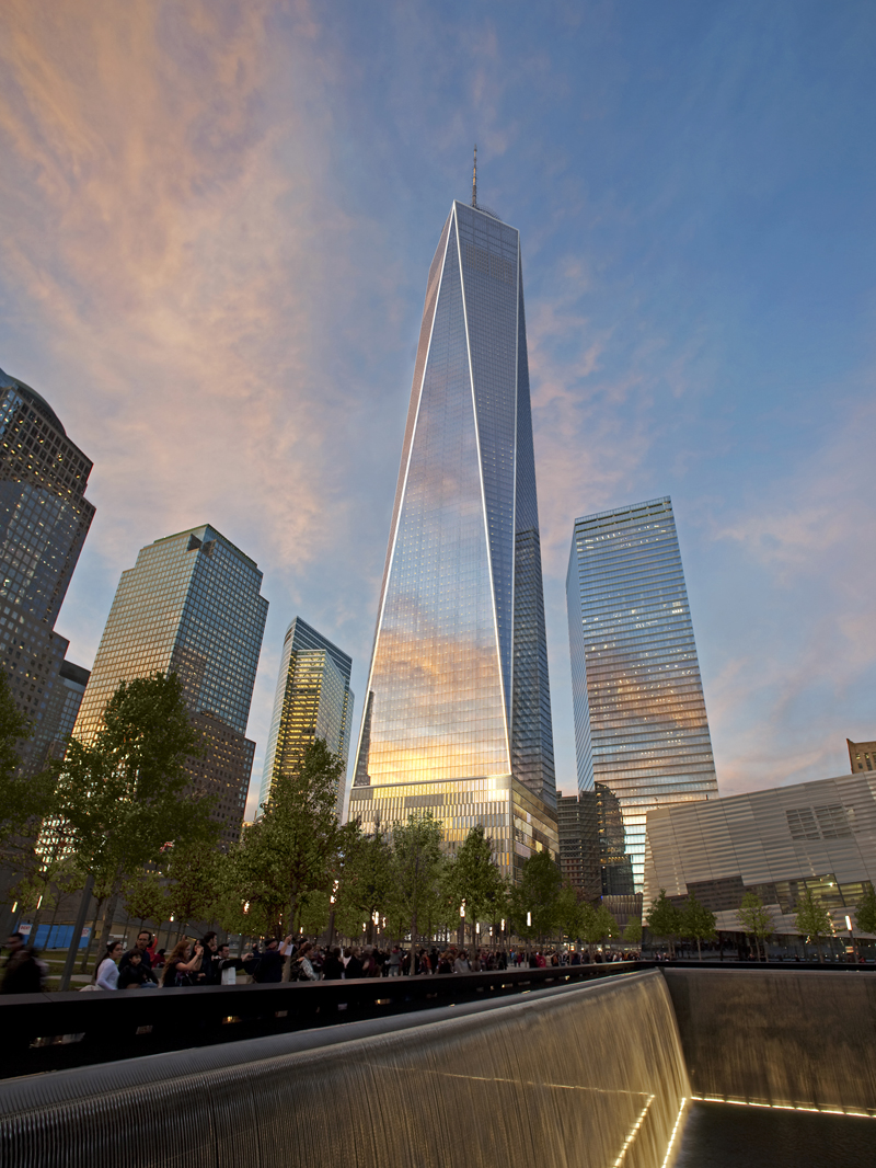 WTC Base Jumpers Release New Video of Terrifying Leap