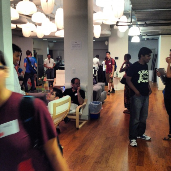 Hey Startups, M-RGE Is Offering $1 Million of Free Coworking Space and Classes at AlleyNYC