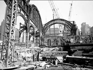 The end of the beginning. (NYC-Architecture.com)