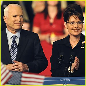 It's Like the Gosh Darn Concession Speech All Over Again: Fox News Bumps Palin From Covering John McCain