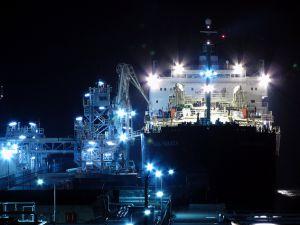An LNG ship, though not from the company in question. (Photo: flickr.com/tsuna72)