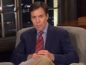 Bob Costas, at 12:07 (NBC)