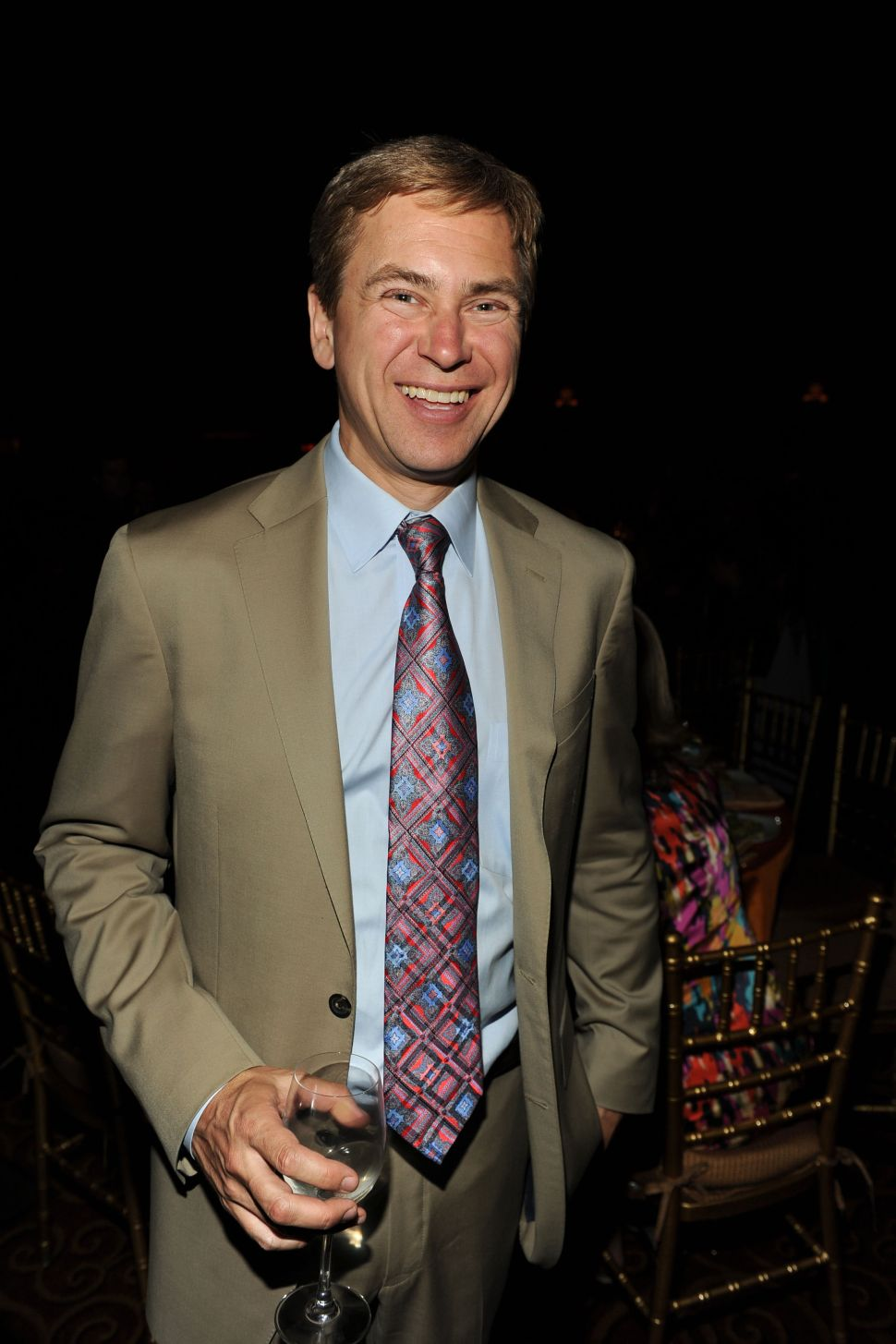 Pat Kiernan Is 'in the Papers' for Book Deal