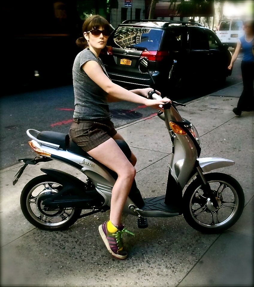 Hell on Wheels: Environmentally Friendly Electric Bikes Pose City Menace…Or Do They?