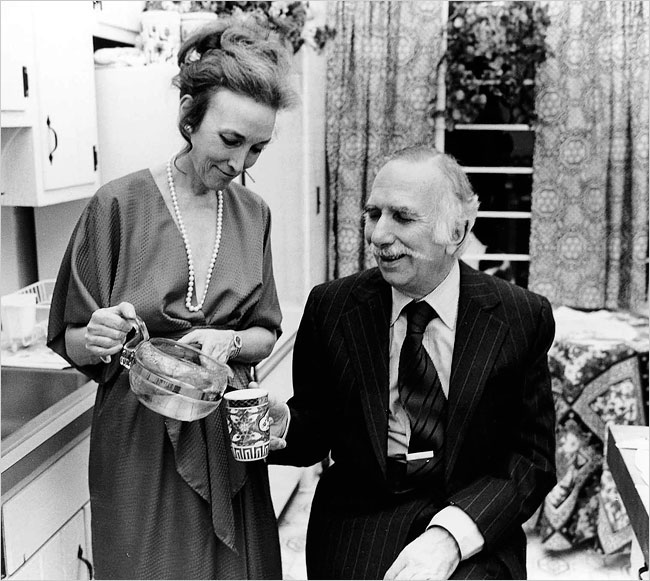 What Will Become Of Helen Gurley Brown's Beloved Beresford Tower Penthouse?