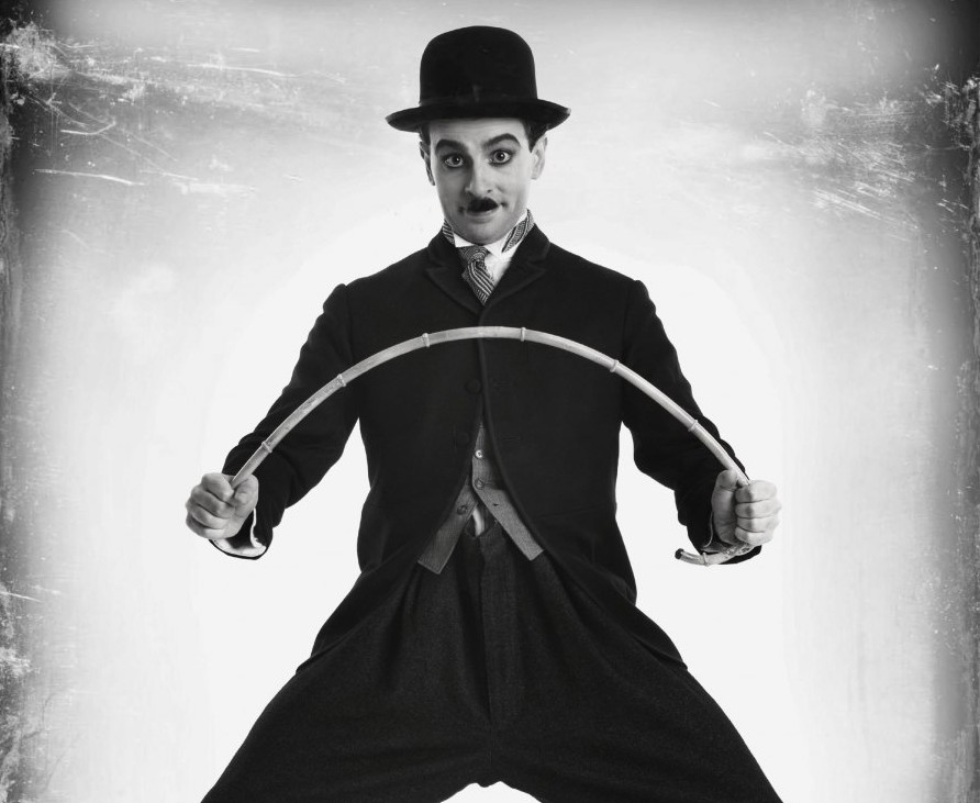 Tramp! Tramp! Tramp! Charlie Chaplin is Marching to Broadway