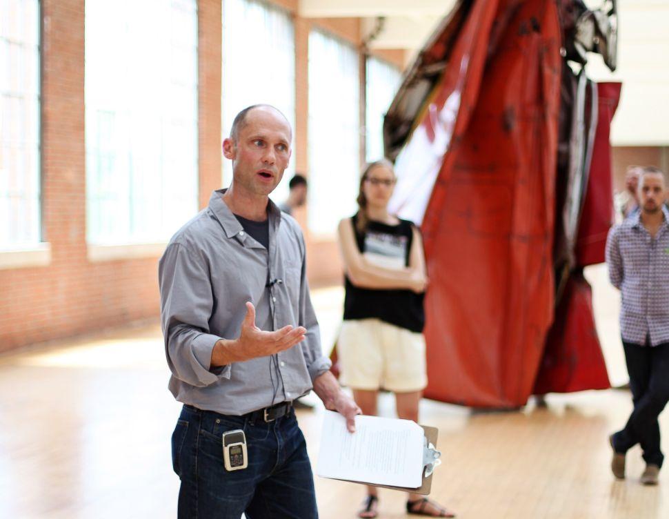 Hear, Here: Exploring the Max Neuhaus Installation at Dia: Beacon