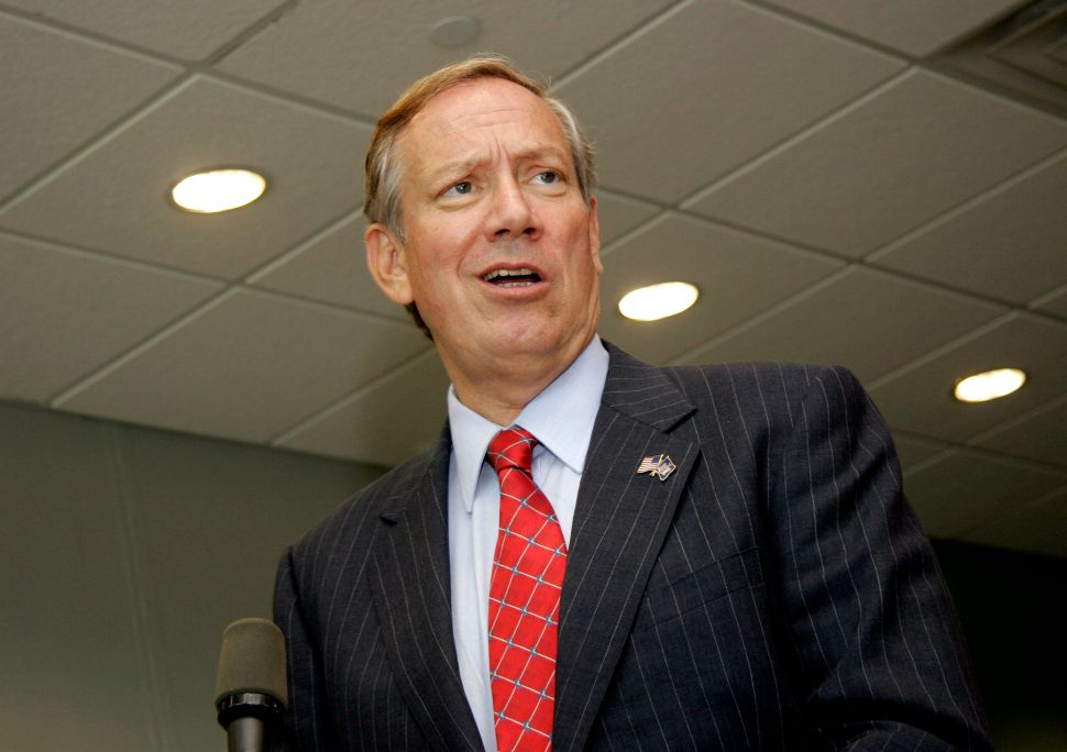 George Pataki Discusses the GOP's Prospects in the 2013 Mayoral Election