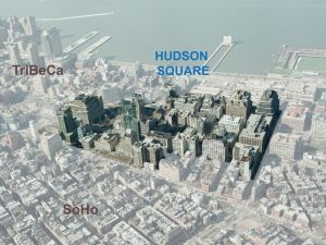The neighborhood New York forgot. (Hudson Square Connection)