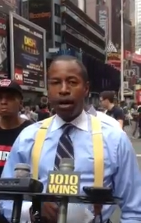 Malcolm Smith Denounces Lil' Wayne in Times Square
