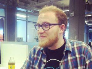 Mr. Salzberg (Photo: Darren McCarra via Sociable.co)