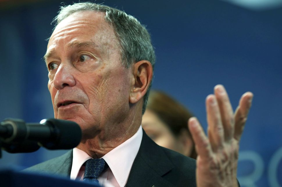 Bloomberg Stands By His Rahm