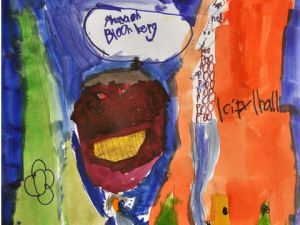 Kids draw the darndest interpretations of Mayor Bloomberg (NYT)