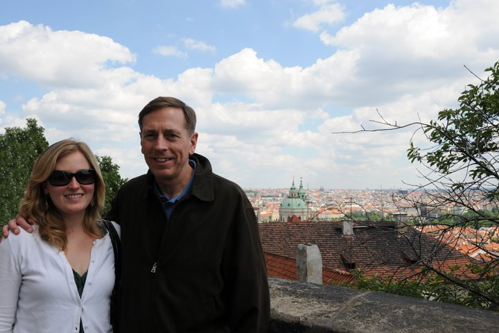 Five Interesting Facts About David Petraeus From His Daughter's Food Blog