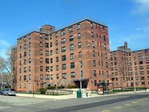 The Hammel Houses in Queens (Photo: Wikimedia)