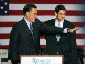 Mitt Romney and Paul Ryan (Photo: MittRomney.com)