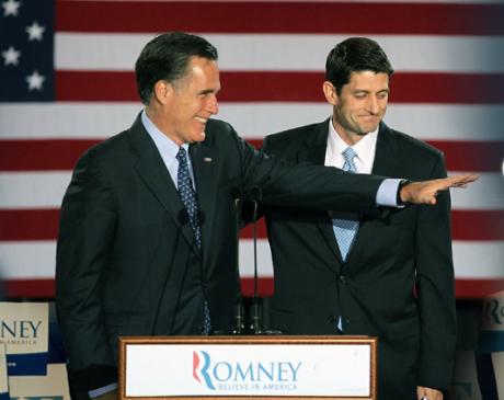 Read Paul Ryan's First Speech As Mitt Romney's Running Mate