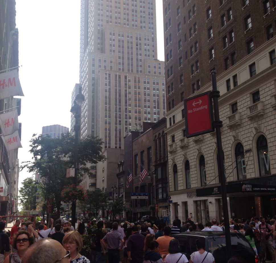 Shooting at Empire State Building [Updated]