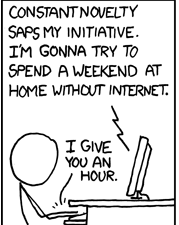 Sure you are. (Photo: xkcd)