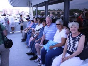 Brooklyn seniors get a free boat ride courtesy of the commission on aging. (www.nysenate.gov)