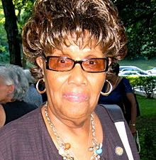 Shirley Huntley (Photo: Wikimedia)