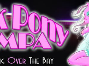 The logo of one of Tampa's many adult establishments. (Photo: PinkPonyTampa.com)